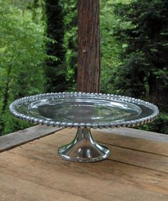 Another great find on #zulily! Save On Crafts Metal Cake Stand by Save On Crafts #zulilyfinds
