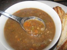 South African Dishes, South African Recipes, Ethnic Recipes, Soup Recipes, Great Recipes, Cooking Recipes, Favorite Recipes, Kos