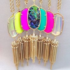 kendra-scott:  be colorful