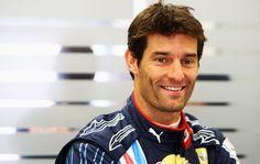 Mark Webber, Australian professional racing driver