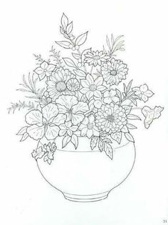 Coloring Book Zone brings you adult coloring books, Floral coloring books, Message books and therapeutic packages of coloring books. Coloring Pages For Grown Ups, Flower Coloring Pages, Coloring Book Pages, Coloring Sheets, Quilling Patterns, Quilling Designs, Flower Doodles, Art Plastique, Colorful Flowers