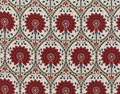 BUY BRAQUENIE TAJ MAHAL FABRIC Alexander Interiors,Designer Fabric ...