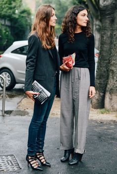 The 10 most stylish sisters (we wish were our sisters!) | Fitzroy Boutique