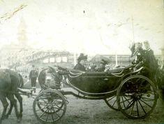 Queen Victoria's Visit, Kingstown (Dun Laoghaire), County Dublin, Ireland; April 4th, 1900 #photo
