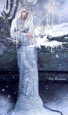 .:☆ Winter Awakes :+: Artist Pat Brennan ☆:.