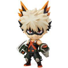 My Hero Academia Nendoroid : Katsuki Bakugo [Hero's Edition]