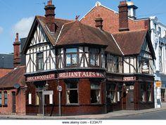 George and Dragon Public House, Kingston Road, Portsmouth, Hampshire, England, UK. - Stock Image