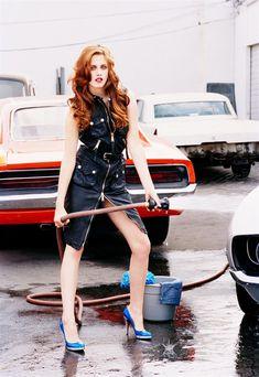 Kristen Stewart in a Hot Photo Shoot by Ellen von Unwerth For Interview Magazine\s 379.jpg