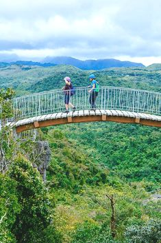 Masungi Georeserve - A one-of-a-kind hiking experience in Rizal ~ Places In Europe, Places Around The World, Places To See, Around The Worlds, Packing For Europe, Tourist Spots, Asia Travel, Hotels And Resorts, Travel Guides