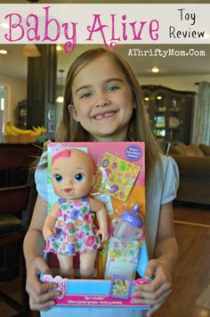 Baby Alive Doll Revi