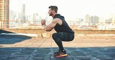 The Best Bodyweight Workout for Weight Loss - Site Title Crossfit Kettlebell, Kettlebell Training, Bodyweight Fitness, Kettlebell Benefits, Kettlebell Challenge, Workout Fitness, Easy At Home Workouts, At Home Workout Plan, Workout Plans