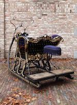 18th Century Amsterdam Sled