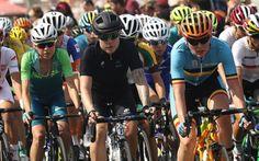 Flavia Oliveira conquista o melhor resultado do ciclismo brasileiro na história olímpica