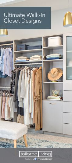 Maximize Your Storage With Stylish And Affordable Custom Closets. Request A  Free In Home