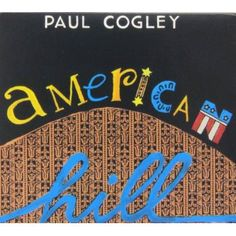 Paul Cogley - American Hill, Red
