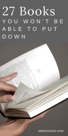 27 Books You Won't Be Able to Put Down. No matter your tastes, you'll find fiction and nonfiction books on this list that will get you hooked on reading. Book Club Reads, Book Club Books, Book Nerd, Book Lists, Book Clubs, Best Books To Read, I Love Books, My Books, Quotes On Reading Books