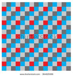vector colorful  square pattern background