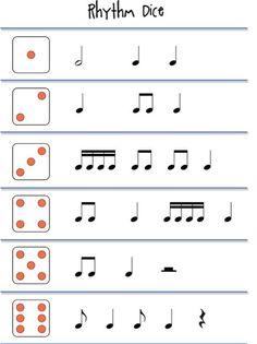 Juegos rítmicos