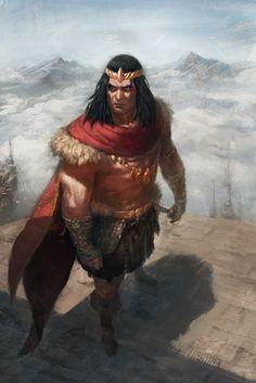 King Conan by Memed.deviantart.com on @DeviantArt
