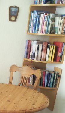 Haushaltsauflösung Bücherregal Buche günstig zu verkaufen! in Hamburg