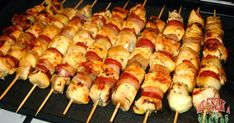 Grill Party, Hungarian Recipes, Hungarian Food, Grilling Recipes, Bacon, Bbq, Recipies, Food And Drink, Chicken