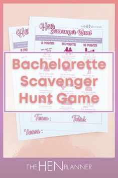 Divide into teams or help the bride-to-be complete the list of challenges in our game.Make it fun – the team with the most points at the end of the night wins. Working as a group? Take a shot for each uncompleted task. 1 page with 12 scenarios for scoring points included #henparty #bridalshower #bacheloretteparty #scavengerhunt #henpartygames