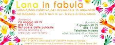Lana in fabula: laboratorio creativo per bambini