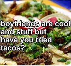 16 Taco memes that will make you glad it's Taco Tuesday – SheKnows Taco Love, Lets Taco Bout It, Taco Tuesday Deals, Taco Clipart, Taco Images, Crispy Tacos, Taco Humor, Tuesday Humor, Good Jokes