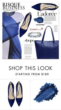 """Blue Feeling"" by lucky-1990 ❤ liked on Polyvore featuring Prada"
