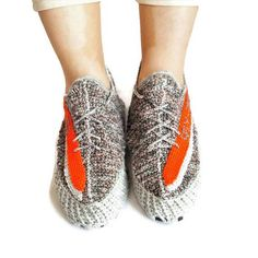 8b1d0e5d1bd3e Crochet Hand-Knitted Adidas Yeezy Boost Sply 350 Hand Knitted. FifthAvenue5  · Kanye West ...