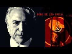 Audio: Michel Temer fala de parceria com Foro de São Paulo