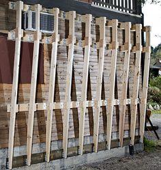 How to Build a Backyard Climbing Wall - Popular Mechanics