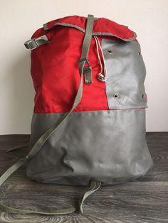 SACS MILLET Backpack Vtg Le Sherpa Walter Bonatti Extension Hiking Rucksack  Bag  SacsMillet  Backpack f3cbde8ea3
