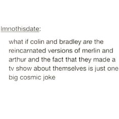 I had a dream that they made a movie about this and when I woke up I was wondering if it was real