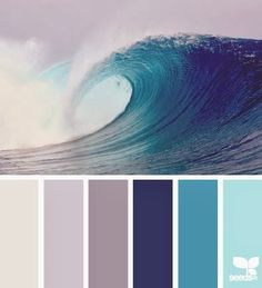 ocean inspired living rooms - Google Search