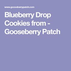 Chocolate drop cookies, Drop cookies and Donna d'errico on Pinterest