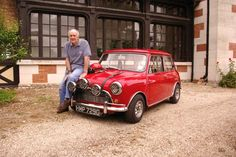 1965 Morris Mini Cooper S With Italian Job Specification Heads to Auction   Inside Line