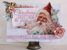Christmas Greetings - Kaisercraft Silver Bells