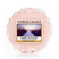Bougie Yankee Candle - Lake Sunset - tartelette