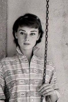 """I let my heart get the better of me. I often let my heart get the better of me!"" – Audrey Hepburn"