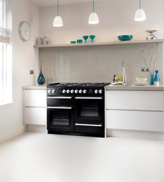 Rangemaster Is Delighted To Announce The Launch Of Its New Nexus Range Cooker Boasting A