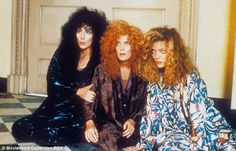 This Halloween we take a masterclass in dress, decor and desire from Cher, Susan Sarandon and Michelle Pfeiffer – cinema's most fabulous occult trio Movie Halloween Costumes, Witch Costumes, Halloween Looks, Chic Halloween, Family Halloween, Scary Halloween, Halloween Ideas, Halloween Party, The Witches Of Eastwick