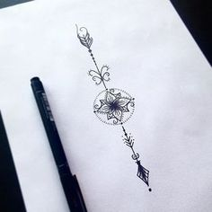 tattoo designs 2019 picture result for where do you put an unalome tattoo - - . - tattoo designs 2019 picture result for where do you put an unalome tattoo – – - Mini Tattoos, Trendy Tattoos, Flower Tattoos, Body Art Tattoos, Small Tattoos, Tattoos For Women, Tatoos, Small Arrow Tattoos, White Tattoos