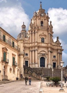 Ragusa Ibla Places In Europe, Places To Travel, Places To Visit, Ragusa Sicily, Catania, Beautiful World, Beautiful Places, Modern Skyscrapers, Baroque Architecture
