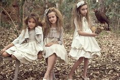such cute clothes!  need to look here for inspiration for baptism dress