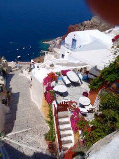 Hotel in Oia - Santorini, Greece