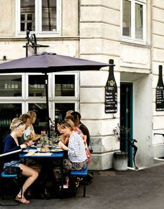 What to eat and drink in Copenhagen