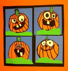 Check out student artwork posted to Artsonia from the Pumpkins with Expression project gallery at Cedar Creek Elementary.