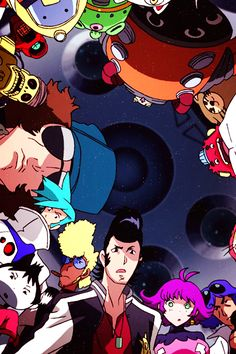 Space Dandy - Episode 14 Space Dandy, Popular Anime, Cowboy Bebop, China, Geek Stuff, Fan Art, Animation, Manga, Wallpaper