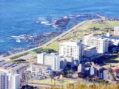 Coastal views of #CapeTown on a stunning summers day.